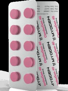 Esteroide anabólico Myogen